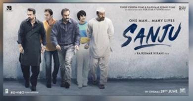 Drugs Affair Sanjay Dutt Movie 'Sanju' Teaser Release