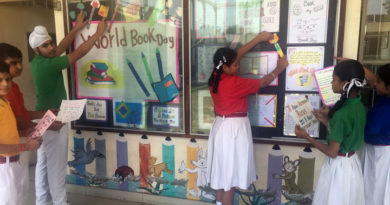 """Innocent Hearts Celebrated """"World Book Day"""""""