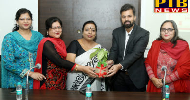 Workshop on Creative Classroom Teaching conducted at HMV