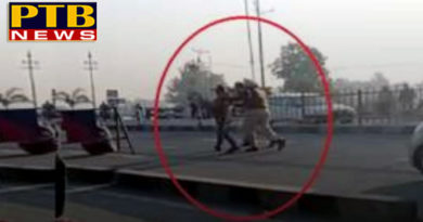 PTB Big Breaking Newsfour suspects seen in jalandhar-pathankot of punjab one is in army