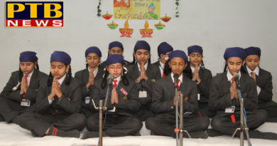 Innocent Hearts Schools Celebrate Prakash Utsav of Sh. Guru Nanak Dev ji