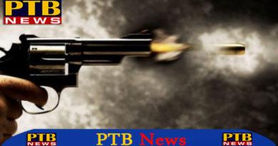 PTB Big Crime NewsNew delhi groom shot criminal man in madangir india