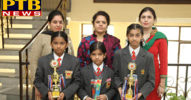 Innocent Hearts artists win laurels in Sahodaya Drawing and Painting Competition