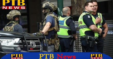 world police report multiple stabbing incident in melbourne arest Many people suspected killed by knife