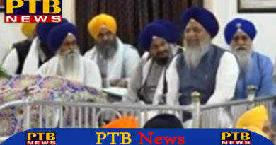 PTB Big Political NewsName of the new head of SGPC, out of Sukhbir's envelopeGobind Singh Longowal