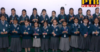 St Soldier Students pay tribute to martyrs of 26/11 Attack