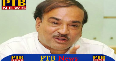PTB Big Sad News union minister anant kumar passed away India