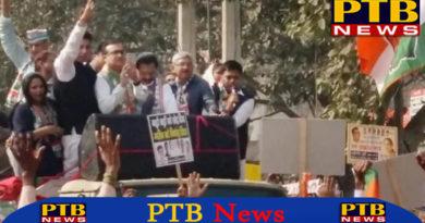 PTB Big Political Newscongress protested against demonetisation senior leaders get arrested