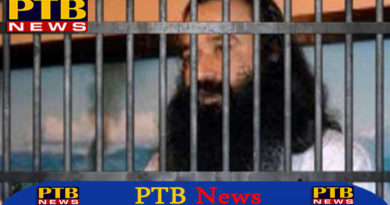 PTB Big Breaking News gurmeet ram rahim again in difficult after screw in big case of chandigarh punjab