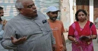 PTB Big City Newsformer mayor jalandhar suresh sehgal