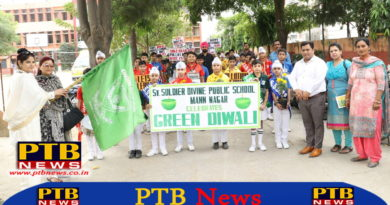 St. Soldier's students celebrate Green Diwali