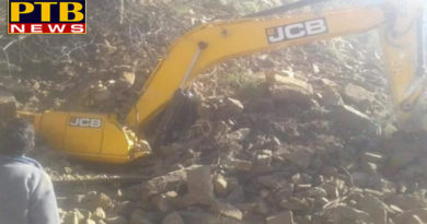 PTB Big Accident News16 workers wrecked with debris from cliff breaking during construction of All Weather Road, 7 bodies recovered