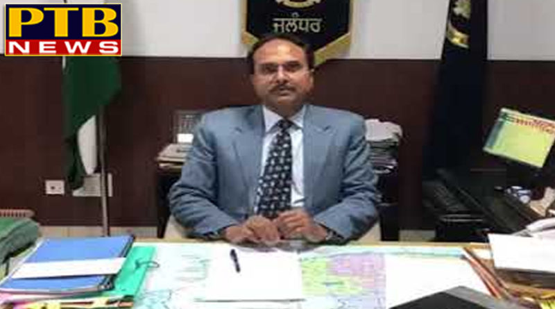 PTB Big City News Strict management for peaceful and unbiased Panchayat polls Deputy Commissioner, District Election Officer Jalandhar Shri Varinder Kumar Sharma