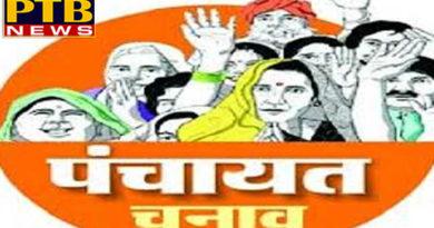 PTB Big Political Newspunjab patiala big fault in panchayat polls seven malis made presiding officer