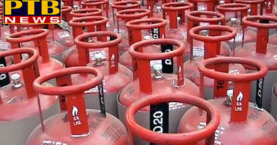 PTB Big Breaking News punjab lpg gas cylinder completely closed New Delhi