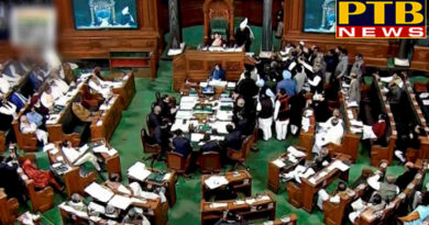 PTB Big Political News india news 30 bjp mp absent from lok sabha during triple talaq bill chief whip anurag thakur