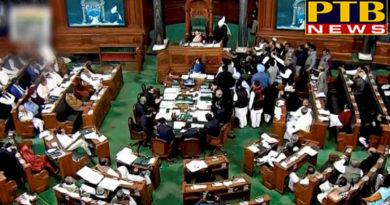 PTB Big Political Newsindia news 30 bjp mp absent from lok sabha during triple talaq bill chief whip anurag thakur
