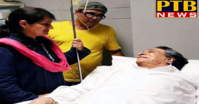 PTB Big Sad NewsEntertainment actor kader khan condition is extremely delicate brain work stopped