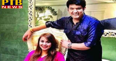 """PTB Big News """"मनोरंजन""""jalandhar city kapil and ginni will also have double marriages"""