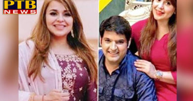 Today, the comedians Kapil Sharma and Ginny will be locked in a marriage ceremony in Jalandhar's Club Kabana