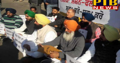 PTB Big Political News chandigarh ruckus in winter session of punjab assembly by sad and aap mlas did walkout