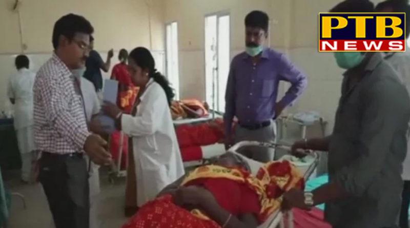 PTB Big Breaking Newskarnataka 5 people dead and 72 hospitalised after consuming prasad in chamarajanagar