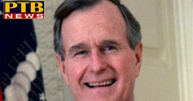 PTB Big Shocking NewsFormer US President George Bush Sr. dies at age 94 Year Old America