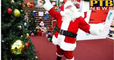 """PTB Big News """"धार्मिक""""Who is Santa Claus and where does he come fromKnow about it,Christmas"""