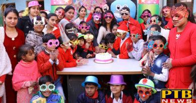 """PTB News """"शिक्षा""""Carnival at St Soldier Inter College Jalandhar"""
