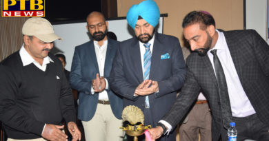 Laalpur Khalsa College inaugurated two day seminar on the subject of muscle energy technology