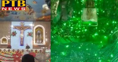 "PTB Big News ""धार्मिक""Christmas festival in bishop house Jalandhar India"