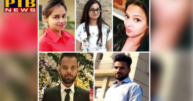 """PTB News """"शिक्षा""""St Soldier Students Selected in Axis Bank"""
