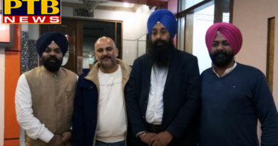 PTB Big City News Akali workers congratulated Sukhdeep Singh Sukhkar as head of Youth Akali Dal doaba jon presedent