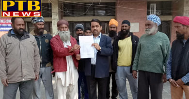 PTB Big City News Jalandhar police station accused of taking bribe of Rs 10,500