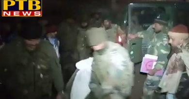 PTB Big Breaking NewsArmy porter martyr from Pakistan's firing rajori jammu kashmir