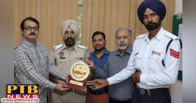 Seminar on Road Safety and Traffic Rules in Innocent Hearts Groups