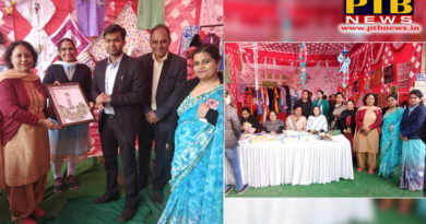 s. D. College for Women, Participation in Spark Fair-5 organized by Jalandhar District Administration