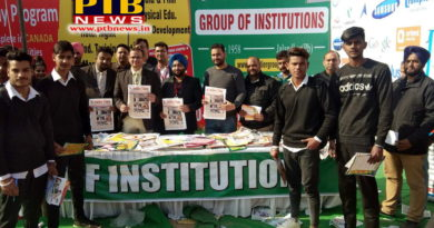 Career Guidance Help Stall in Spark Mela by St Soldier Group