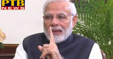 PTB Big Political News PM Modi interview new delhi