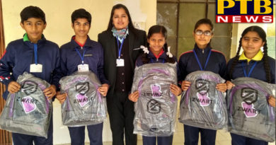 St Soldier Students won 5 Positions in Quiz conducted by Discovery Channel