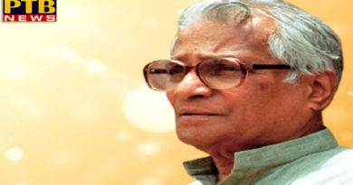 PTB Big Shocking NewsNational former defense minister george fernandes died at the age of 88 suffering from this disease