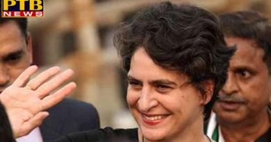 PTB Big Breaking News priyanka gandhi loksbha election rahul gandhi congress partiy india punjab capton amrinder singh
