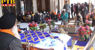 Parkash parv of Shri Guru Gobind Singh ji was celebrated at Lyallpur Khalsa College Jalandhar