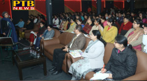 "PTB News ""शिक्षा"" Innocent Hearts organized Professional Development Programmes for the Teachers"
