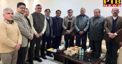 PTB Big Political Newskishan lal apologized to bjp angry leaders Former MLA KD Bhandari Manoranjan kalia Former Mayor rakesh rathor