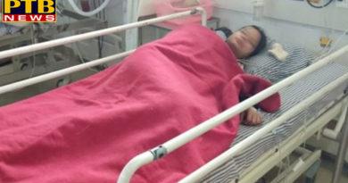 PTB Big City Newspunjab jalandhar news acid attack in jalandhar johal hospital dr. johal