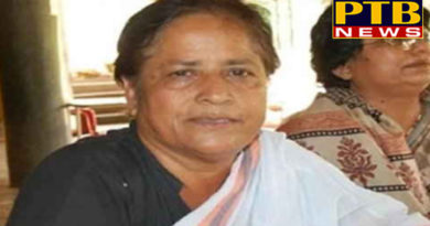 PTB Big Political Newsbhopal news former legislator and congress leader dr kalpana parulekar dies after prolonged illness