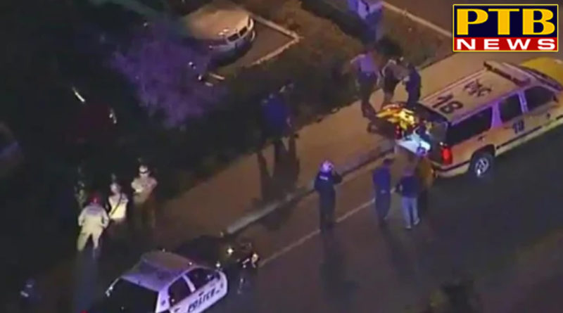 PTB Big Breaking Newsworld shooting at california bowling alley multiple victims feared