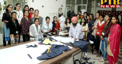 HMV organized Seminar Cum-workshop on Men's Wear