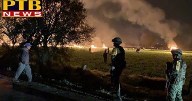 PTB Big Breaking News 20 people die 54 wounded in horrific explosions Mexico City